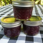 Heathers Homemade Blueberry Peach Jam