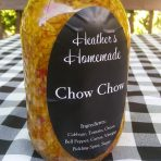 Heathers Homemade Chow Chow Quart