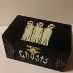 Ghosts Wood Box