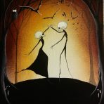 Dance  8 x 10 Stretched Canvas Painting